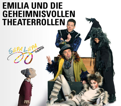 Emilia und die geheimnisvollen Theaterrollen